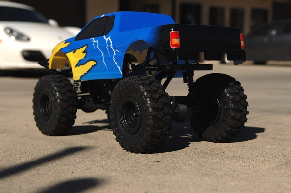ST Racing Concepts Aluminum Lift Kit For The Axial SCX10 (2)