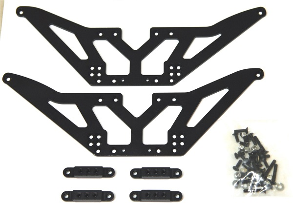 ST Racing Concepts Aluminum Lift Kit For The Axial SCX10 (3)