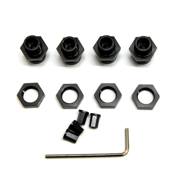 ST Racing Concepts CNC Aluminum Links And 17mm Hex Conversion Kit (12)