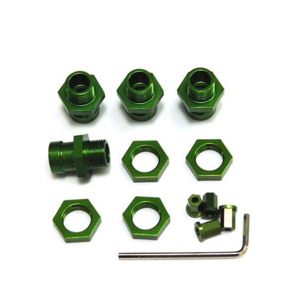 ST Racing Concepts CNC Aluminum Links And 17mm Hex Conversion Kit (13)