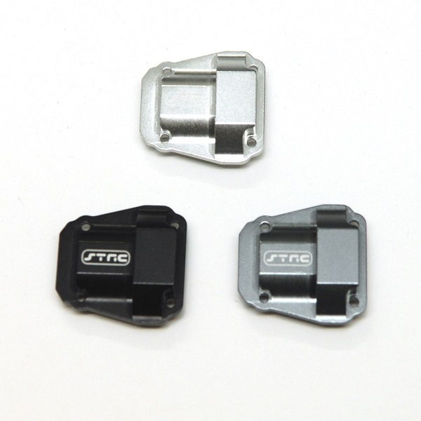 ST Racing Concepts Vaterra Ascender Diff Cover And Pro-Line Beadlock Rings (3)