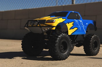 ST Racing Concepts Aluminum Lift Kit For The Axial SCX10