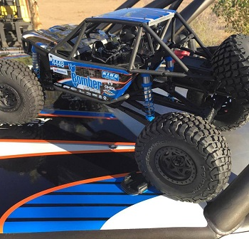 Sneak Peek: Axial RTR 1/10 4WD RR10 Bomber