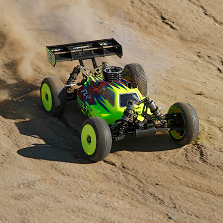 TLR 8IGHT 4.0 1_8 4WD Nitro Buggy Race Kit (13)