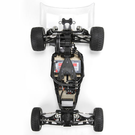 TLR 22 3.0 1/10 2WD Buggy Race Kit