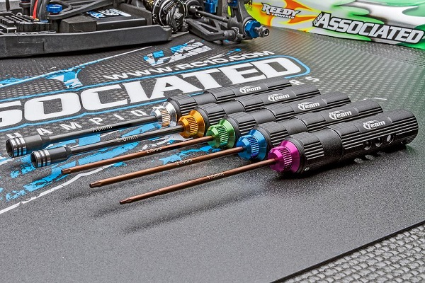 Team Associated Factory Team Hex And Nut Drivers (1)