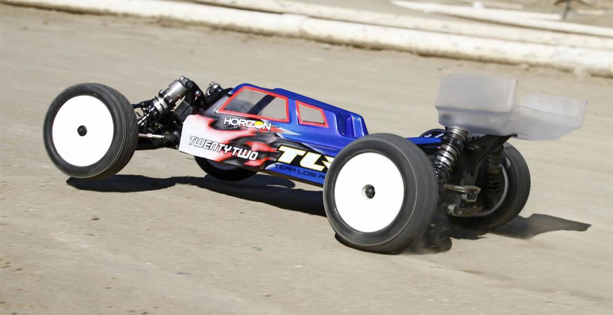 Team Loso Racing TLR 22 30 2WD buggy  3