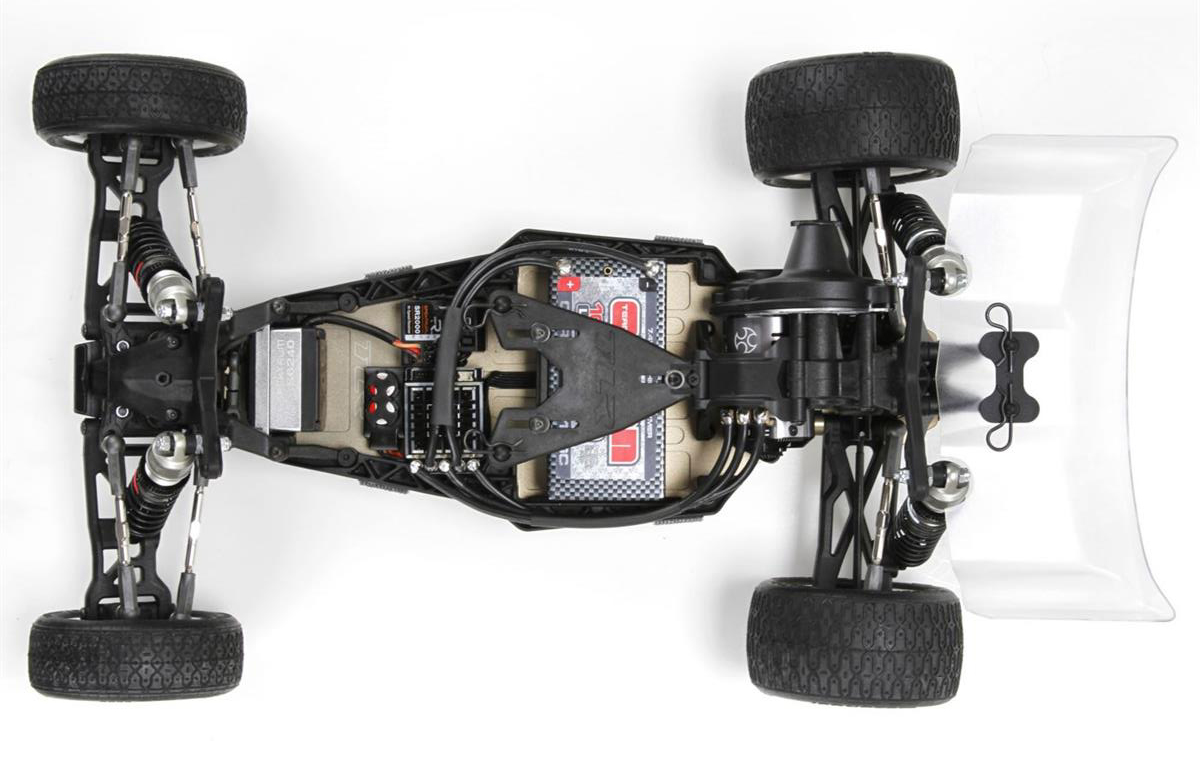 Team Loso Racing TLR 22 30 2WD buggy  6