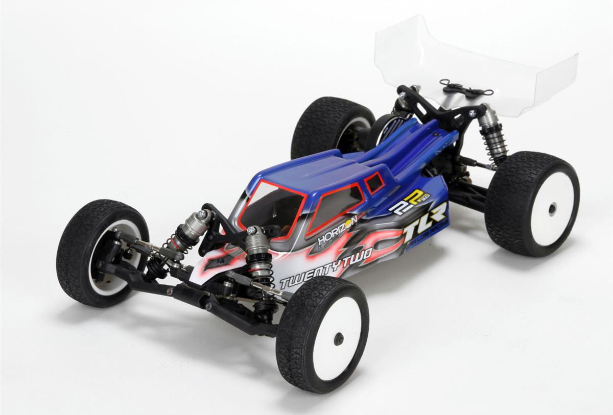 Team Loso Racing TLR 22 30 2WD buggy