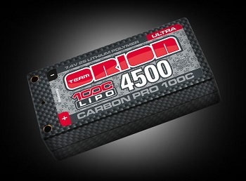 Team Orion ULTRA Shorty LiPo Battery