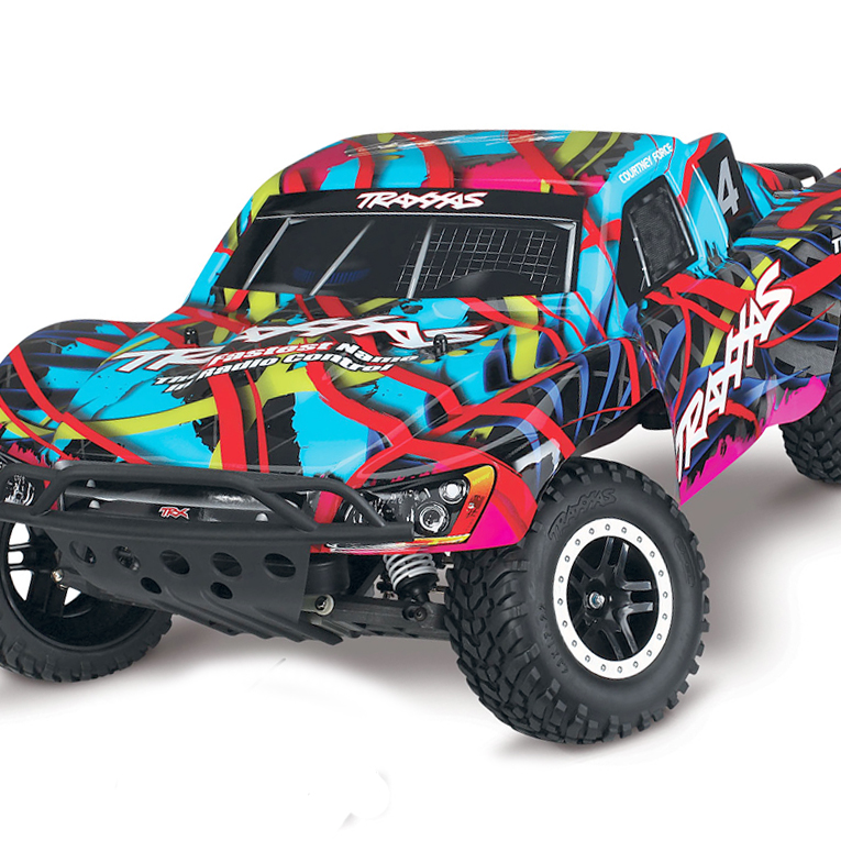 Traxxas Announces Courtney Force Pink Edition Models