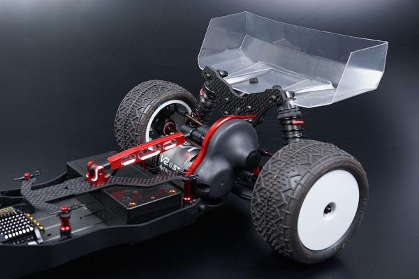 VBC Racing Firebolt DM2 1_10 2WD Off-Road Buggy Kit (5)