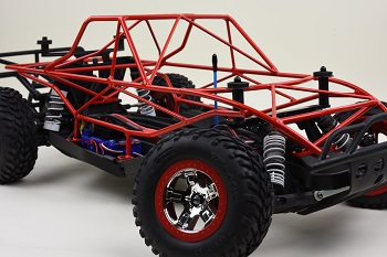 VG Racing LCG Roll Cage For The 2WD Traxxas Slash