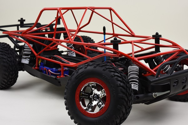 VG Racing LCG Roll Cage For Thew 2WD Traxxas Slash