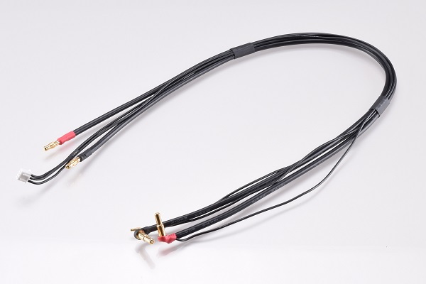 Vampire Racing 2S All-black Long Charging Lead  (1)