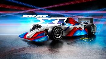 XRAY 2016 X1 F1 Pancar