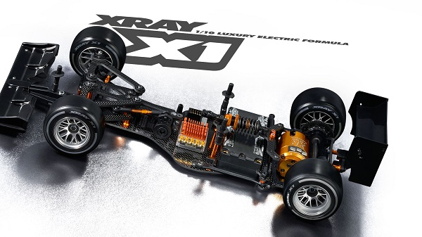 XRAY 2016 X1 F1 Pancar (3)