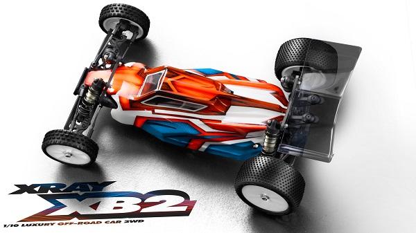 XRAY XB2 1_10 Off-Road Buggy (11)