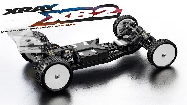 XRAY XB2 1_10 Off-Road Buggy (4)