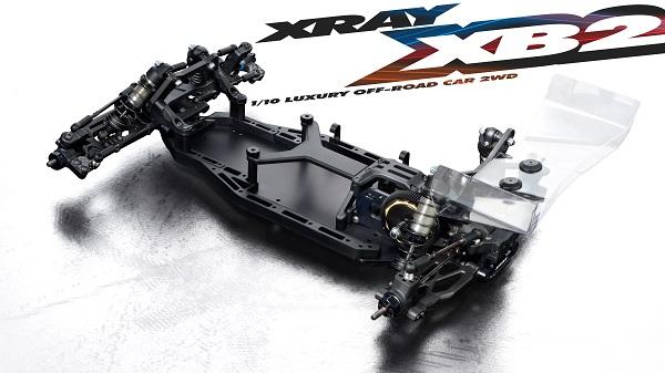 XRAY XB2 1_10 Off-Road Buggy (9)