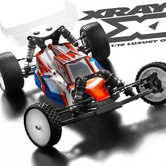 XRAY XB2 1/10 Off-Road Buggy