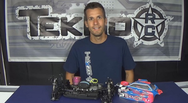 Building Camber Links With Tekno RC's Ryan Lutz