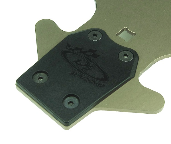 DE Racing BumpSkid And Rear Skid Plate For The Team Associated RC8B3 (2)