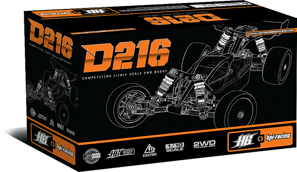 HPI D216 1_10 2WD Off-Road Buggy (2)