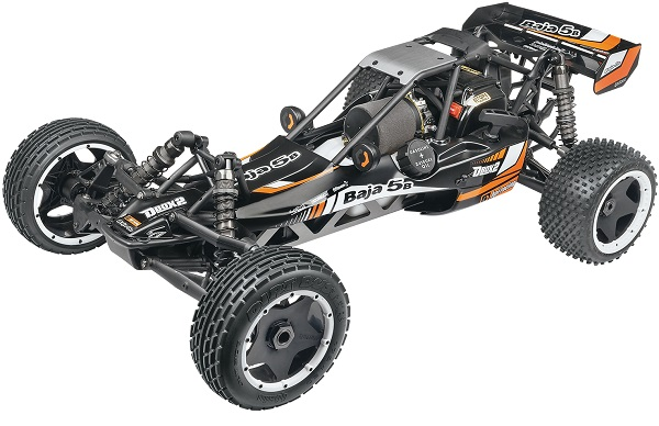 HPI RTR BAJA 5B With D-Box 2 Stability Control System (1)