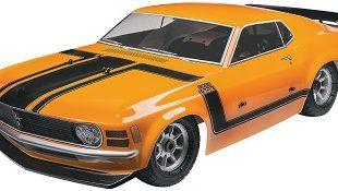 HPI RTR Baja 5R 1970 Ford Mustang Boss 302