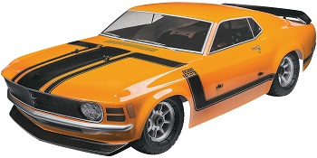 HPI RTR Baja 5R 1970 Ford Mustang Boss 302