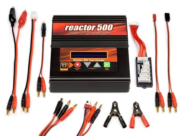 HPI Reactor 500 Charger (5)
