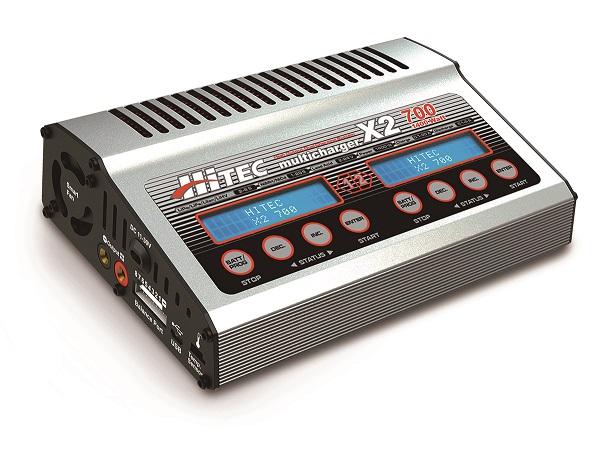 Hitec X2-700 DC_DC Multi-Charger