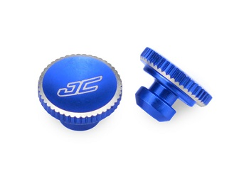 JConcepts Battery Hold Down Thumb Wheel For The Team Associated B5M, T5M, And SC5M