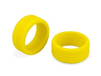 JConcepts Dirt Wheel Yellow Foam Grip