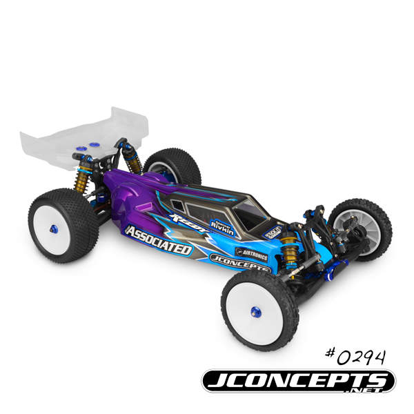 JConcepts Light-Weight Bodies For The Team Associated B5M  (4)