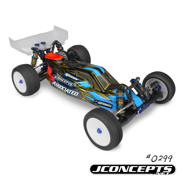 JConcepts Light-Weight Bodies For The Team Associated B5M  (6)