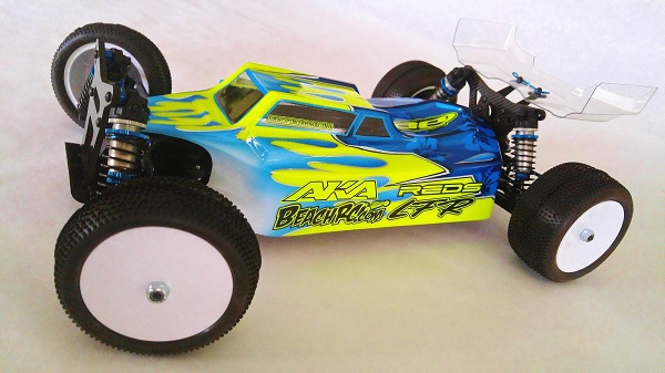 Leadfinger Racing Assassin Clear Body For The Team Associated B44.3 (1)