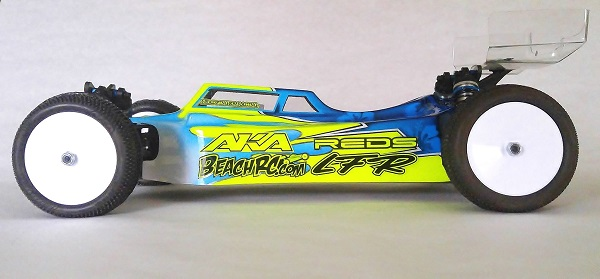 Leadfinger Racing Assassin Clear Body For The Team Associated B44.3 (2)