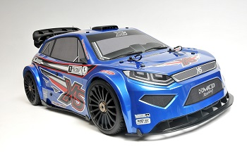 MCD Racing X5 Rally Car