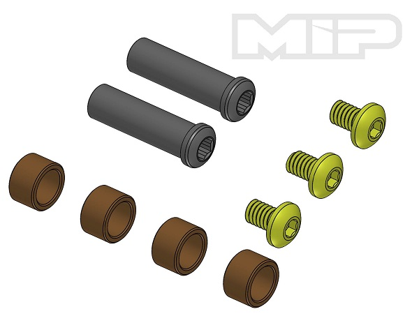 MIP Roller Pucks Refresh Kit (3)