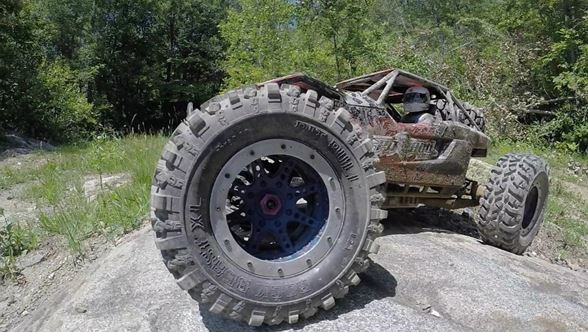 Pit Bull Rock Beast XL 3.8 Scale RC Tires With Foam (1)