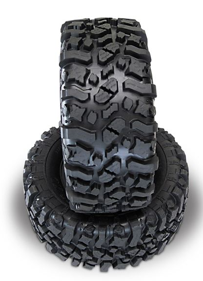 Pit Bull Rock Beast XL 3.8 Scale RC Tires With Foam (2)