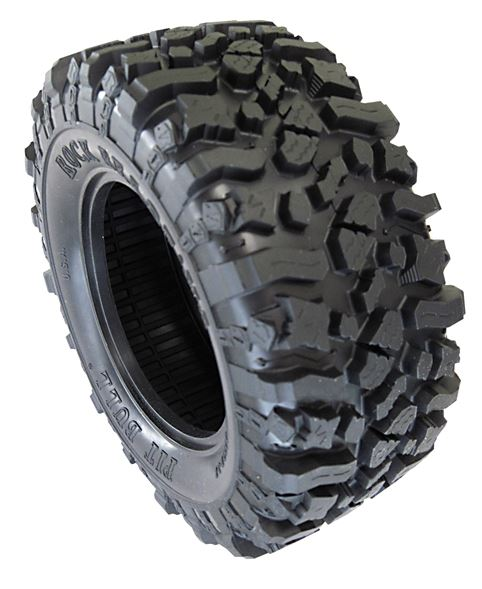 Pit Bull Rock Beast XL 3.8 Scale RC Tires With Foam (3)