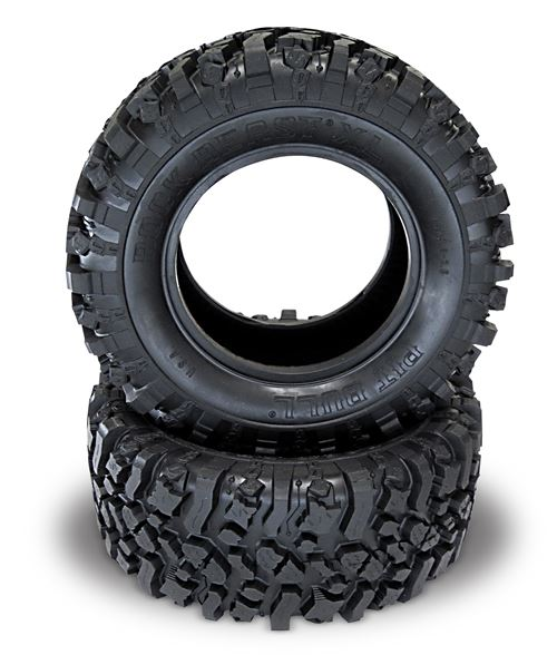 Pit Bull Rock Beast XL 3.8 Scale RC Tires With Foam (4)