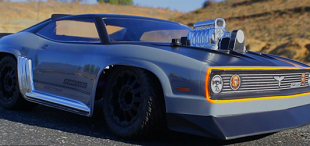 Pro-Line Desert Eagle (Street Edition) Short Course Truck Body [Video]