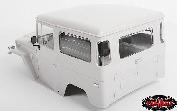 RC4WD Complete Cruiser Body Set For The Gelande II (2)