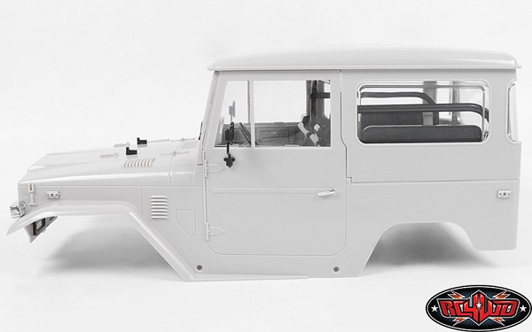 RC4WD Complete Cruiser Body Set For The Gelande II (3)