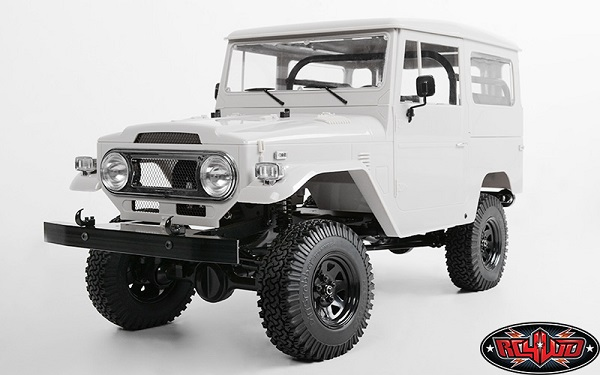 RC4WD Complete Cruiser Body Set For The Gelande II (6)