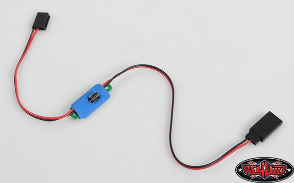 RC4WD Option Parts For Kyosho And Tamiya Vehicles, Plus LED Lights And Fuel Offroad Maverick 1.7 Wheels (5)